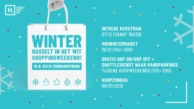 winter in Hasselt